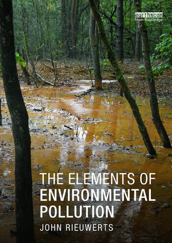 The Elements of Environmental Pollution book cover