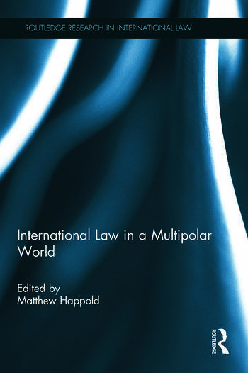 International Law in a Multipolar World book cover