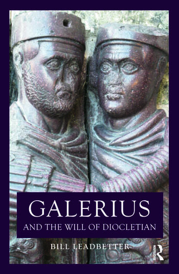 Galerius and the Will of Diocletian book cover