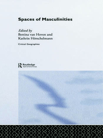 Spaces of Masculinities book cover