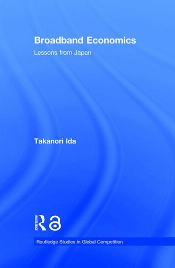 Broadband Economics Lessons from Japan book cover