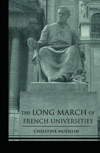 The Long March of French Universities book cover