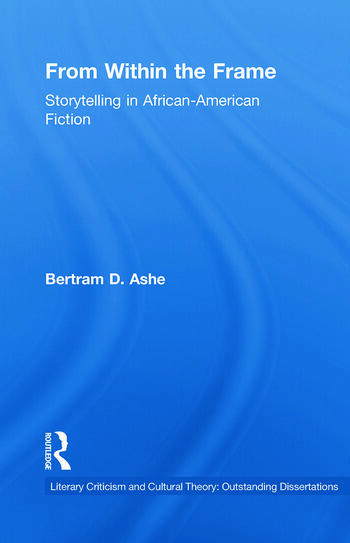 From Within the Frame Storytelling in African-American Studies book cover
