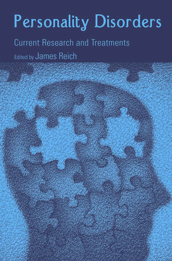 Personality Disorders Current Research and Treatments book cover