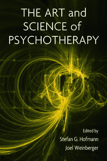 The Art and Science of Psychotherapy book cover