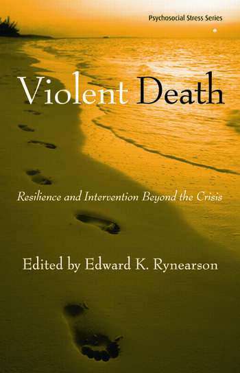 Violent Death Resilience and Intervention Beyond the Crisis book cover