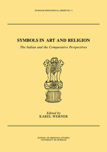 Symbols in Art and Religion The Indian and the Comparative Perspectives book cover