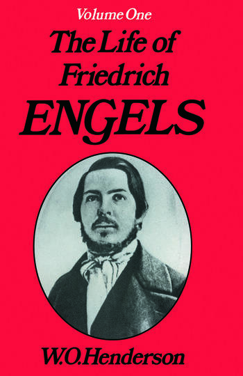 Friedrich Engels Young Revolutionary book cover