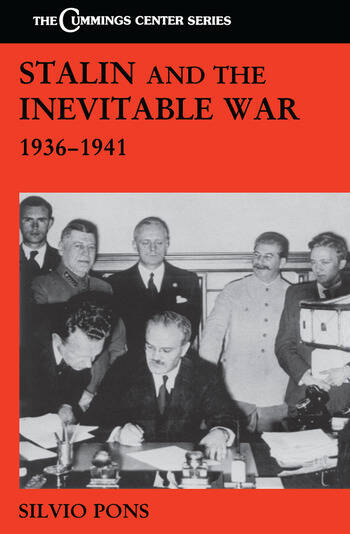 Stalin and the Inevitable War, 1936-1941 book cover
