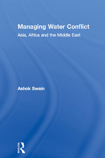 Managing Water Conflict Asia, Africa and the Middle East book cover
