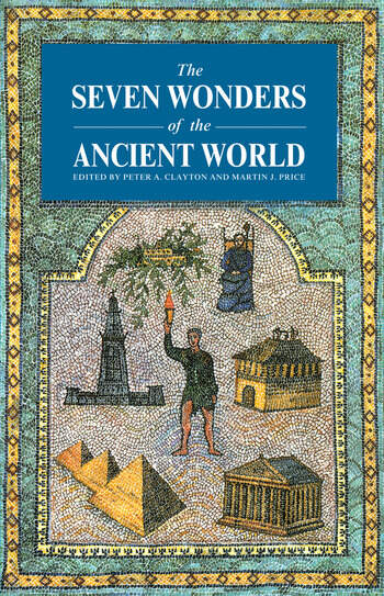 Seven Wonders Ancient World book cover