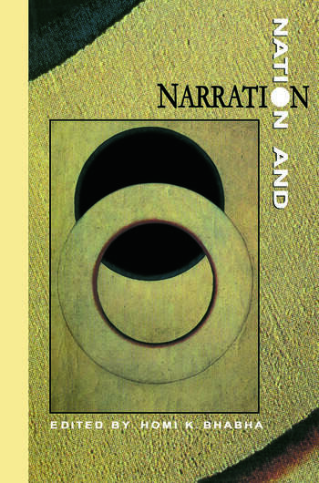 Nation & Narration book cover