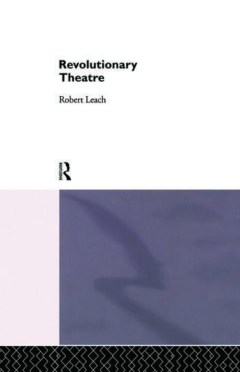 Revolutionary Theatre book cover