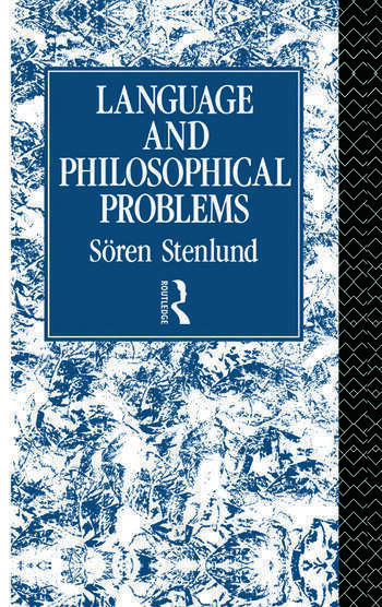 Language and Philosophical Problems book cover