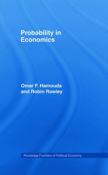 Probability in Economics book cover
