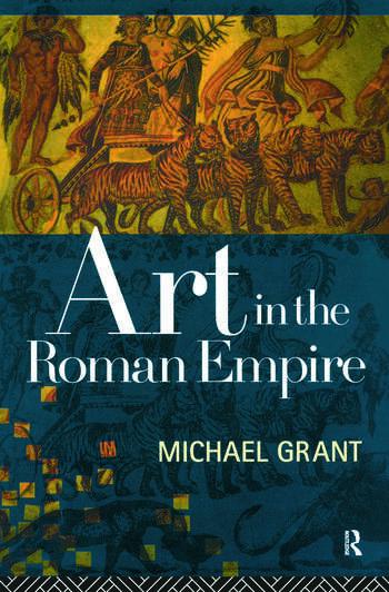 Art in the Roman Empire book cover