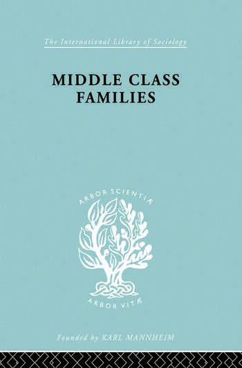Middle Class Families book cover