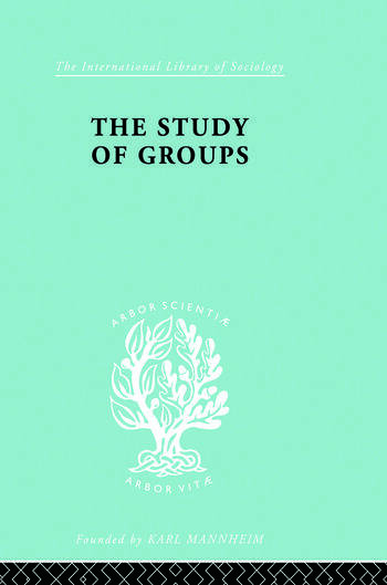 The Study of Groups book cover