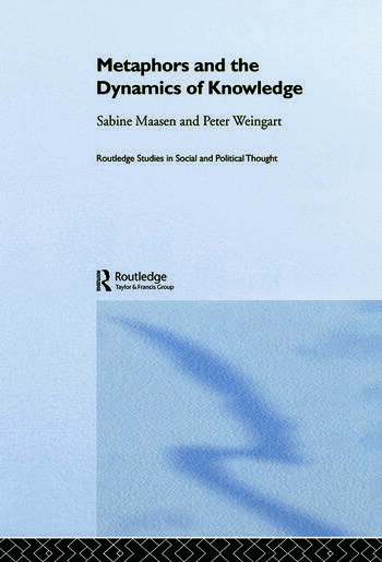 Metaphor and the Dynamics of Knowledge book cover