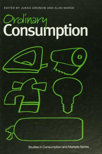 Ordinary Consumption book cover