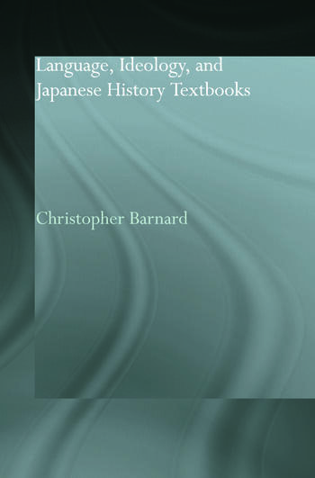 Language, Ideology and Japanese History Textbooks book cover