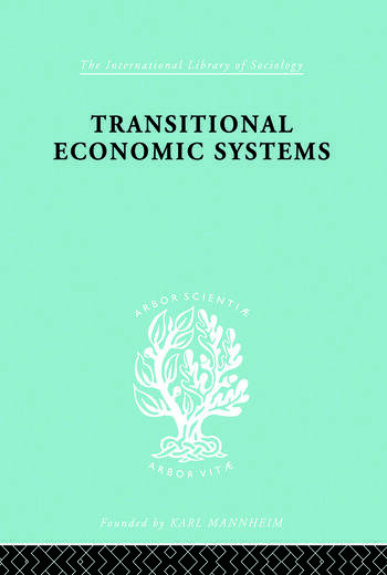 Transitional Economic Systems The Polish Czech Example book cover