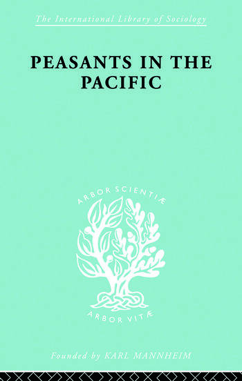 Peasants In Pacific Ils 67 book cover