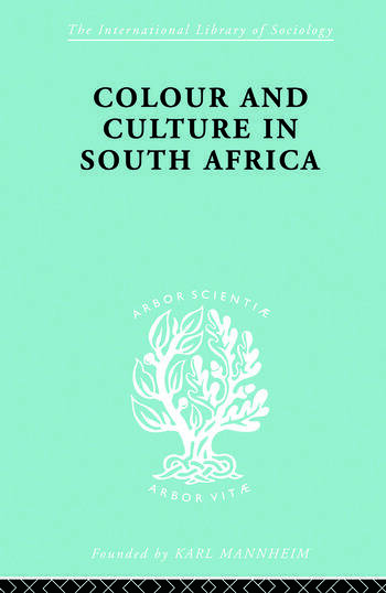 Colour&Cult S Africa Ils 107 book cover