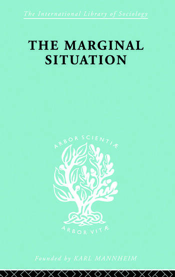 Marginal Situation Ils 112 book cover