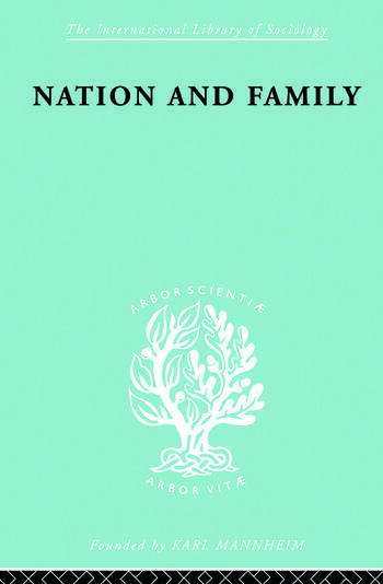 Nation&Family:Swedish Ils 136 book cover