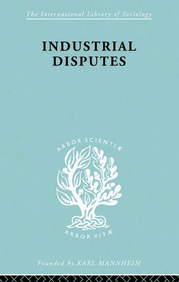 Industrial Disputes Ils 151 book cover