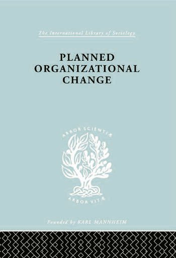 Planned Organizn Chang Ils 158 book cover