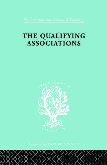 Qualifying Associatns Ils 161 book cover