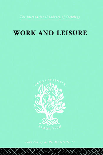 Work & Leisure Ils 166 book cover