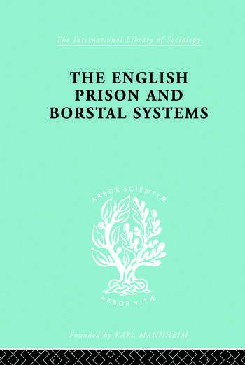English Pris&Borstal Ils 205 book cover