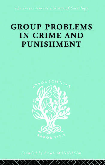 Group Problems in Crime and Punishment book cover