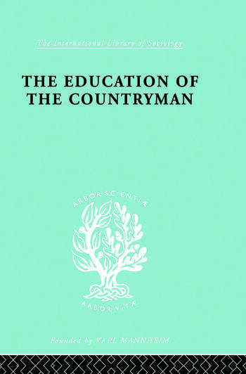 Eductn Of Countryman Ils 224 book cover