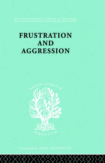 Frustration & Aggressn Ils 245 book cover