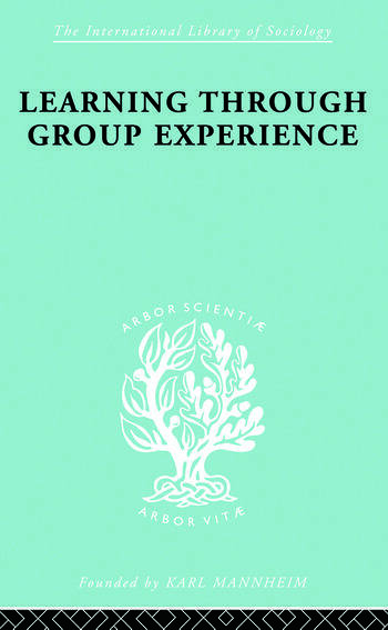 Learng Thro Group Exp Ils 249 book cover