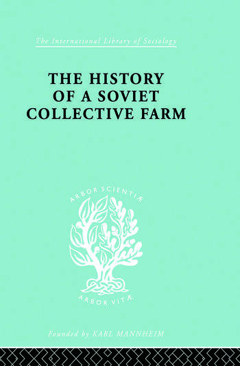 History of a Soviet Collective Farm book cover