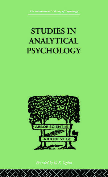 Studies in Analytical Psychology book cover