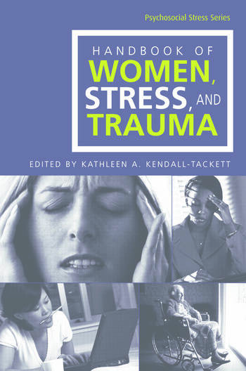 Handbook of Women, Stress and Trauma book cover