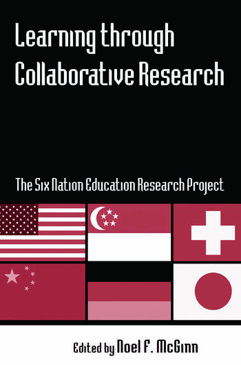 Learning through Collaborative Research The Six Nation Education Research Project book cover