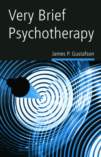 Very Brief Psychotherapy book cover