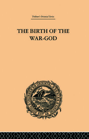 The Birth of the War-God A Poem by Kalidasa book cover