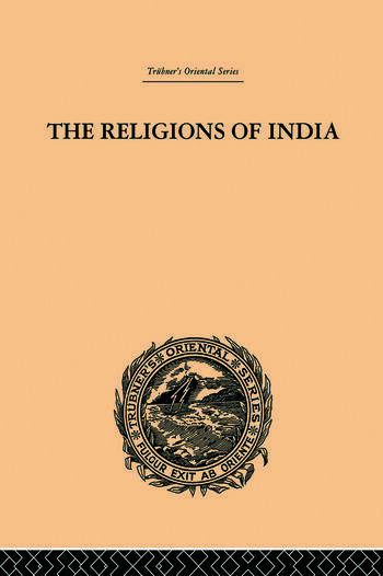 The Religions of India book cover