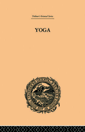Yoga as Philosophy and Religion book cover