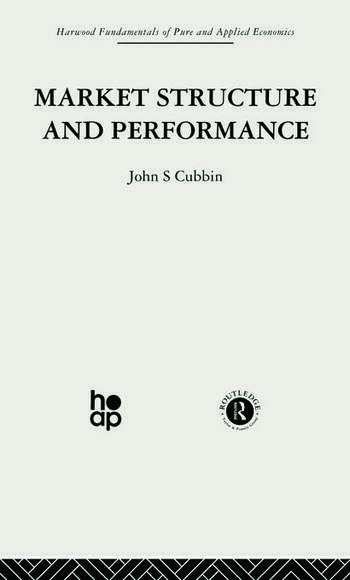 Market Structure and Performance The Empirical Research book cover