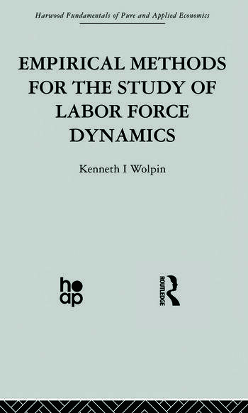 Empirical Methods for the Study of Labour Force Dynamics book cover