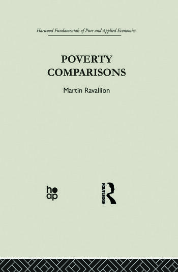 Poverty Comparisons book cover